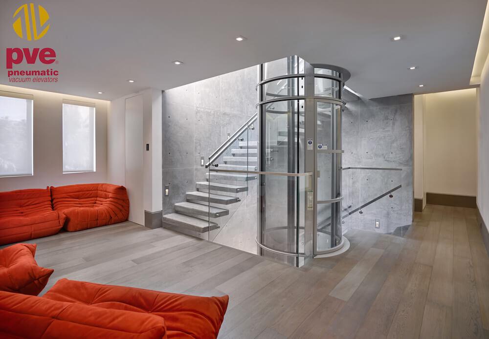 Architecs & Builders - Pneumatic Vacuum Elevators